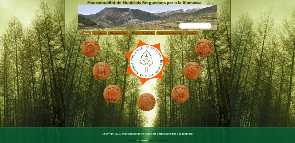 Mancomunitat de municipis Berguedans per a la biomassa